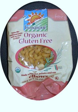 Organic Gluten Free elbow macaroni