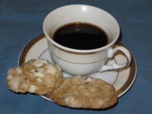 Chocolate Chip Cookies - cinnamon and ginger, gluten free