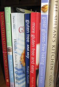 GF friendly cookbooks