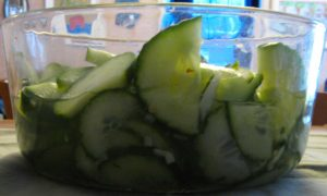 Thai Cucumber Salad gfzing.com web