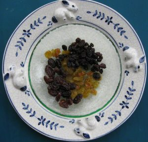 Raisins and Currants ADeLuca 2011
