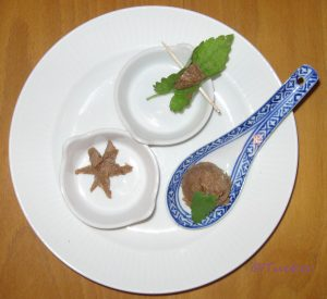 Catfood Three Ways with Wrap