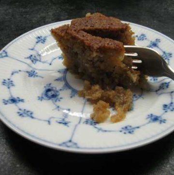 Armenian syrup cake gfzing